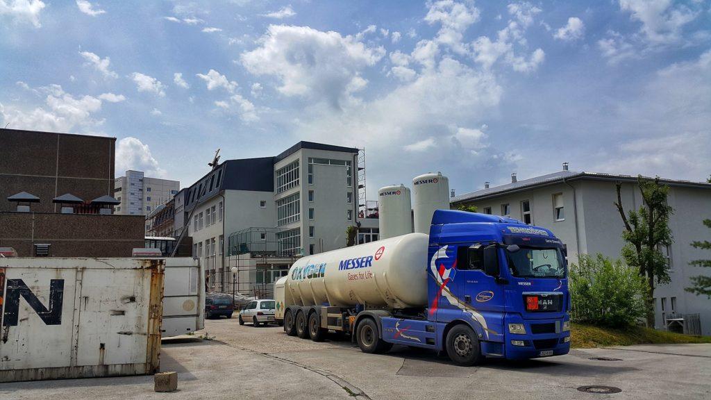 Messer, plin, Kutina, KIND, ILZ, Industrijsko logistička zona Kutina, poslovanje