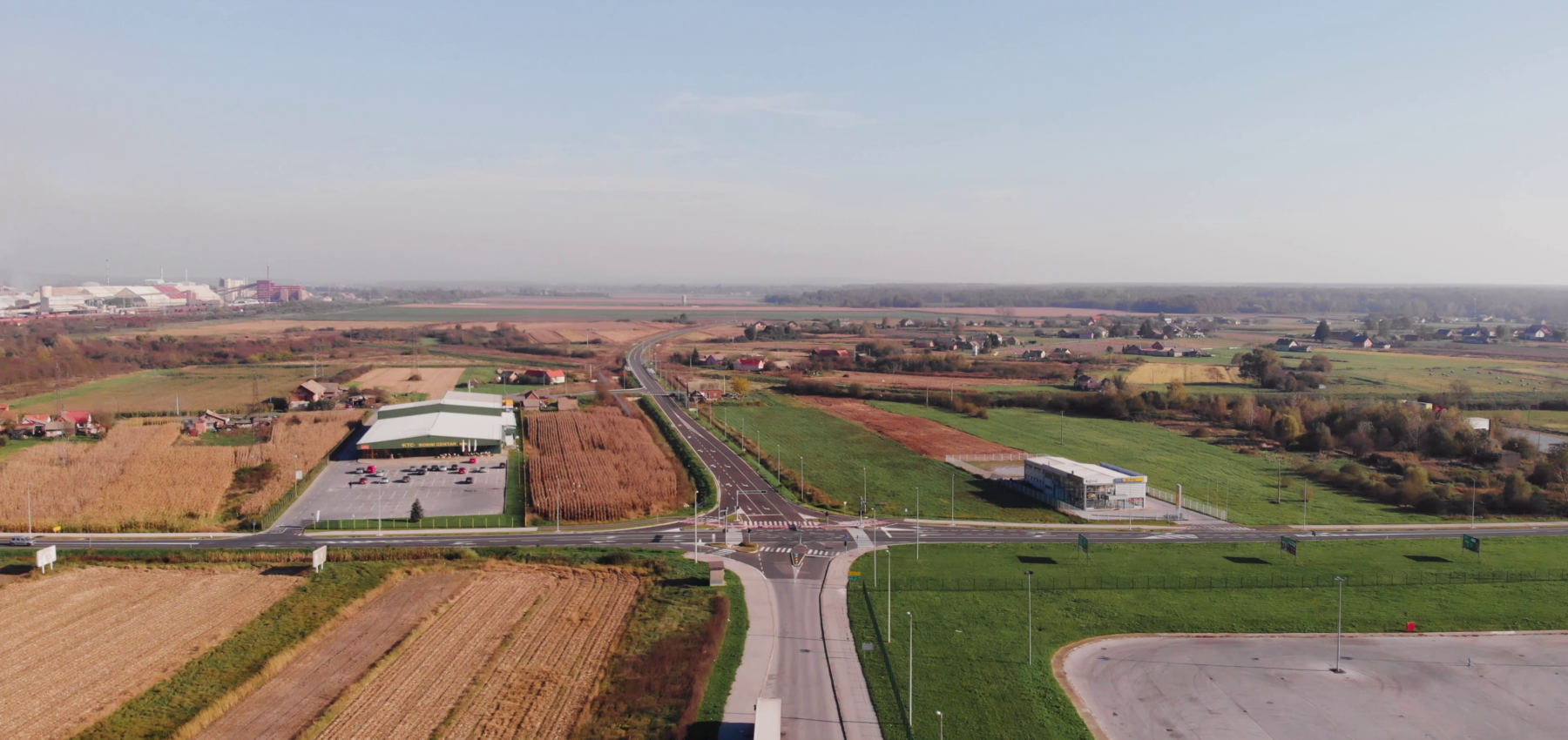 Kutina, ILZ, KIND, Industrijsko logistička zona Kutina